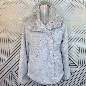 Patagonia Pelage Fleece Jacket in White Ivory